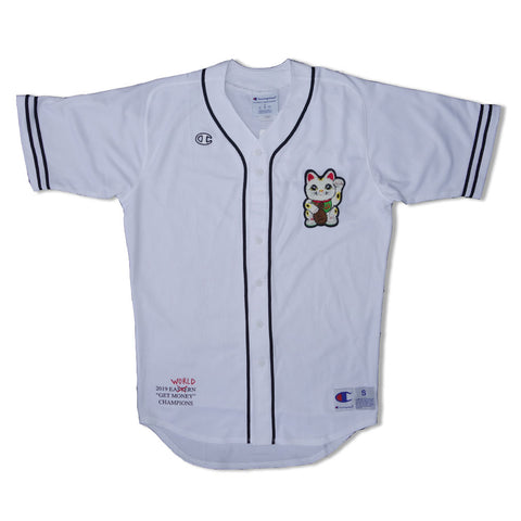 "Parlor 23 X Champion Chenille ""World Champions"" Slider Jersey"