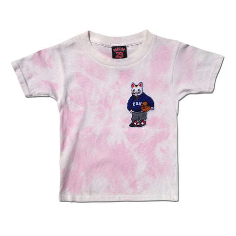 "Parlor 23 Dyed Chenille Toddler ""PRLR Sport"" T-Shirt"