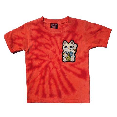 "Parlor 23 Dyed Chenille Toddler ""Get that Money"" T-Shirt"