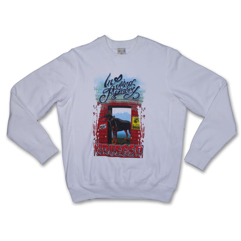 "Parlor 23 Made In Canada ""Krueger Forever"" Crewneck"