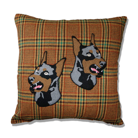 "Parlor 23 ""Krueger Chenille"" Down Pillow"