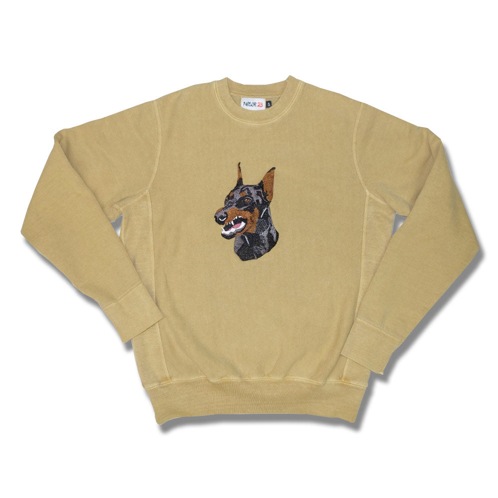 "Parlor 23 ""Krueger"" (Chocolate) Heavyweight Crewneck"
