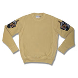 "Parlor 23 ""Krueger X 2"" (Chocolate) Heavyweight Crewneck"
