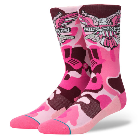 "Stance ""Camron"" (Camo Pink)"