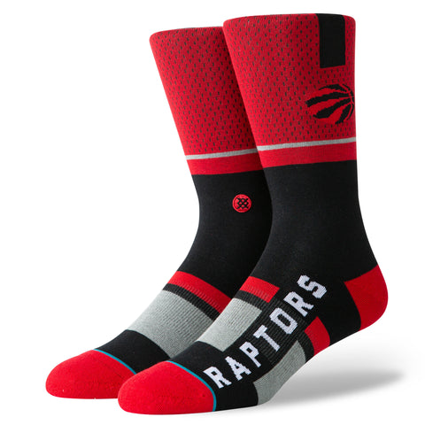 "Stance ""Raptors Shortcut"" (Red)"