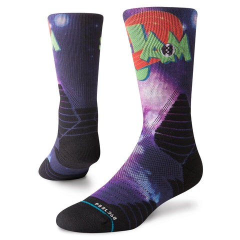 "Stance ""Space Jam Galaxy"" (Purple)"