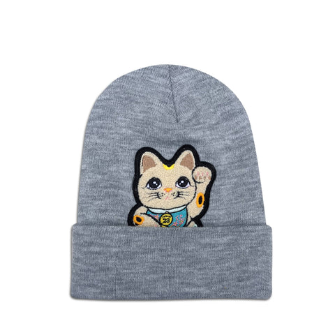 "Parlor 23 ""Money Cat"" Beanie"