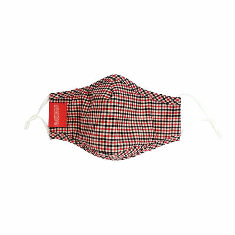 "Bandits ""Plaid"" Face Mask"