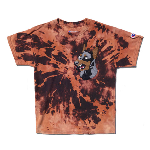"Parlor 23 X Champion Dyed Chenille Youth ""Krueger"" T-Shirt"