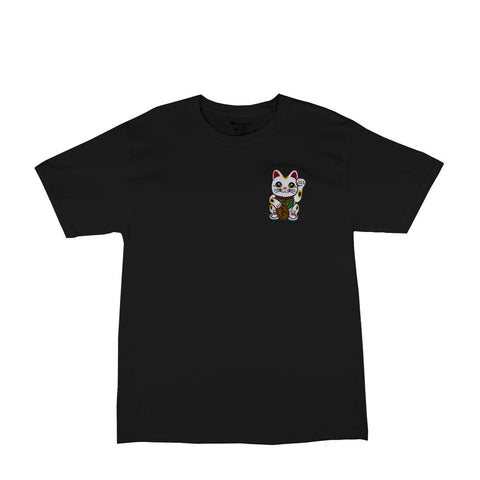 "Parlor 23 X Champion Embroidered ""Get that Money"" S/S"