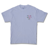 "Parlor 23 X Champion Embroidered ""Parlor Sneaker Club"" S/S Tee"