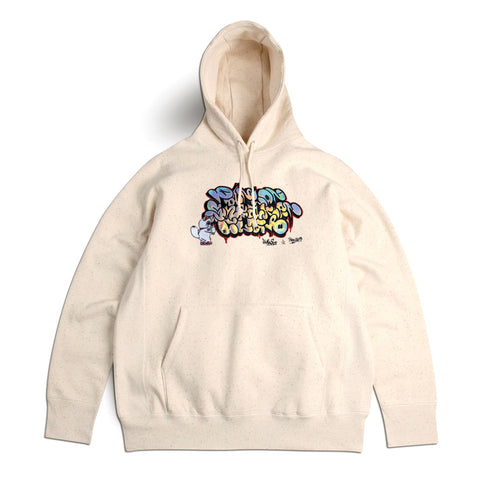 "Parlor 23 X Made in Canada ""Parlor Sneaker Club Irridescent"" Hoodie"