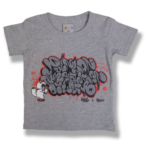 "Parlor 23 Toddler ""Parlor Sneaker Club"" S/S Tee"