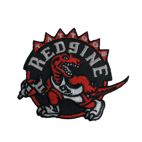 "Red9ine ""R E D 9 I N E"" Patch"