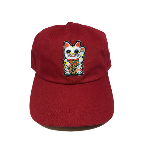 "Parlor 23 ""Get Money"" (Red) Strapback"