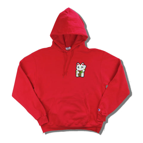 "Parlor 23 X Champion Chenille ""Get That Money"" Hoodie"