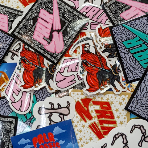 "Parlor 23 ""Sticker Pack"""