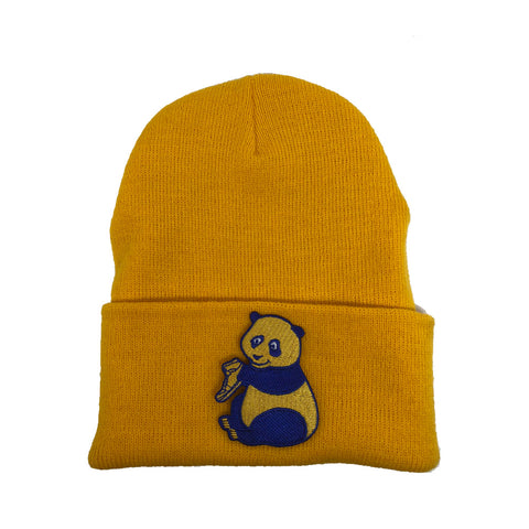 "Parlor 23 ""Custom Patch"" (Gold) Cuff Beanie"