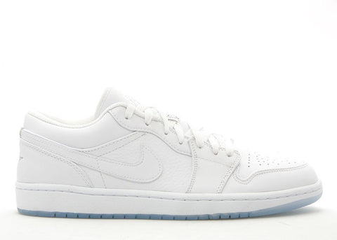 "Jordan 1 Low ""White-Metallic"" 2004"