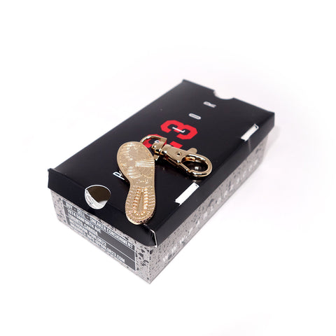 "Parlor 23 ""Sole"" Belt Clip Keychain"