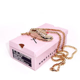 "Parlor 23 ""Dunk Low"" Pendant & Book Link Chain"