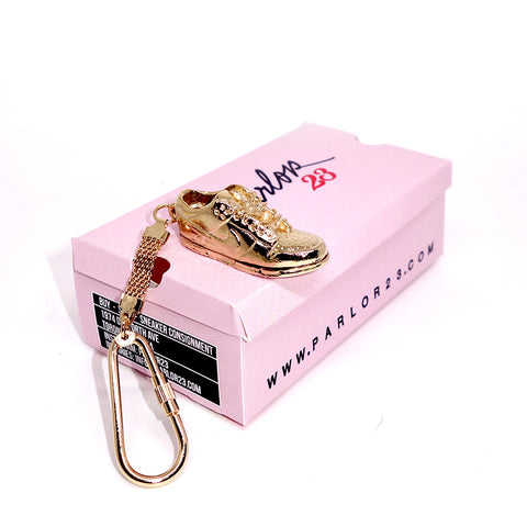 "Parlor 23 ""Dunk Low"" Rollie Surlock Keychain"