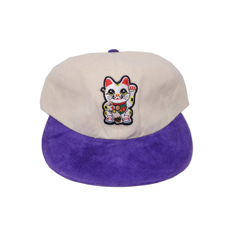 "Parlor 23 ""Get Money Celebration"" (Suede) Strapback"