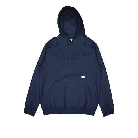 "GSM ""Shade"" Pullover Hoodie (Navy Blue)"