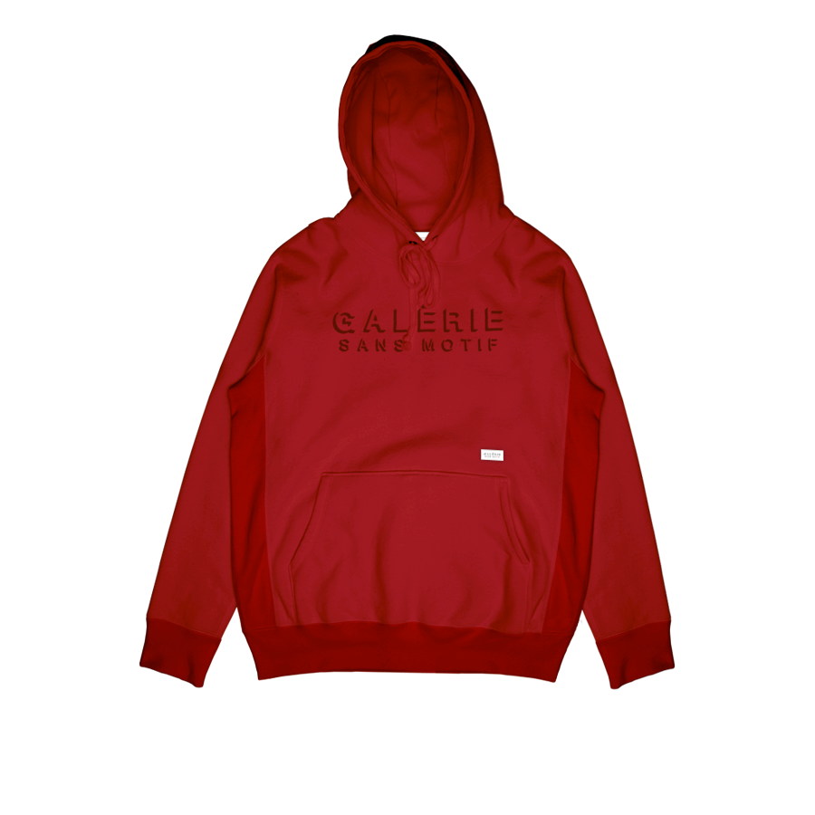 "GSM ""Shade"" Pullover Hoodie (Rouge)"