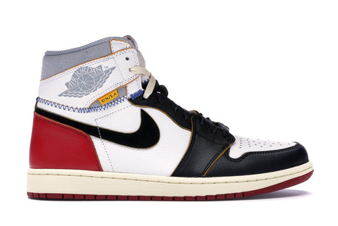"Jordan 1 ""Union Los Angeles Black Toe"" 2018"