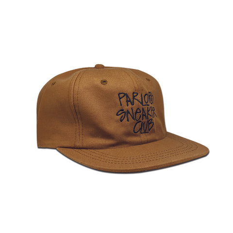 "Parlor 23 Made in Canada ""Parlor Sneaker Club"" Strapback"