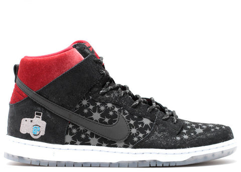 "Nike SB Dunk High ""Brooklyn Projects Paparazzi"" 2014"