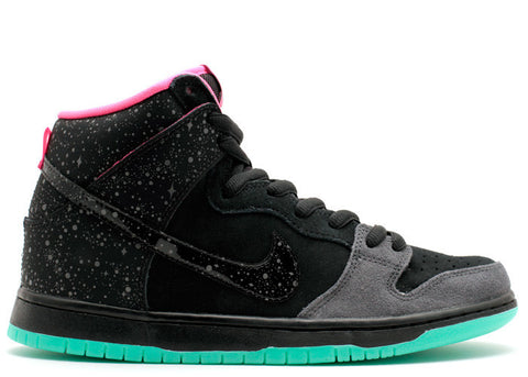 "Nike SB Dunk High PRM ""Northern Lights"" 2014"