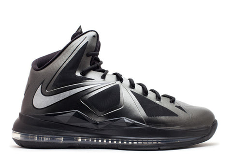 "Nike Zoom Lebron 10 ""Carbon"" 2012"