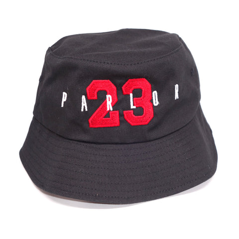 "Parlor 23 ""Jersey"" (Black) Bucket"