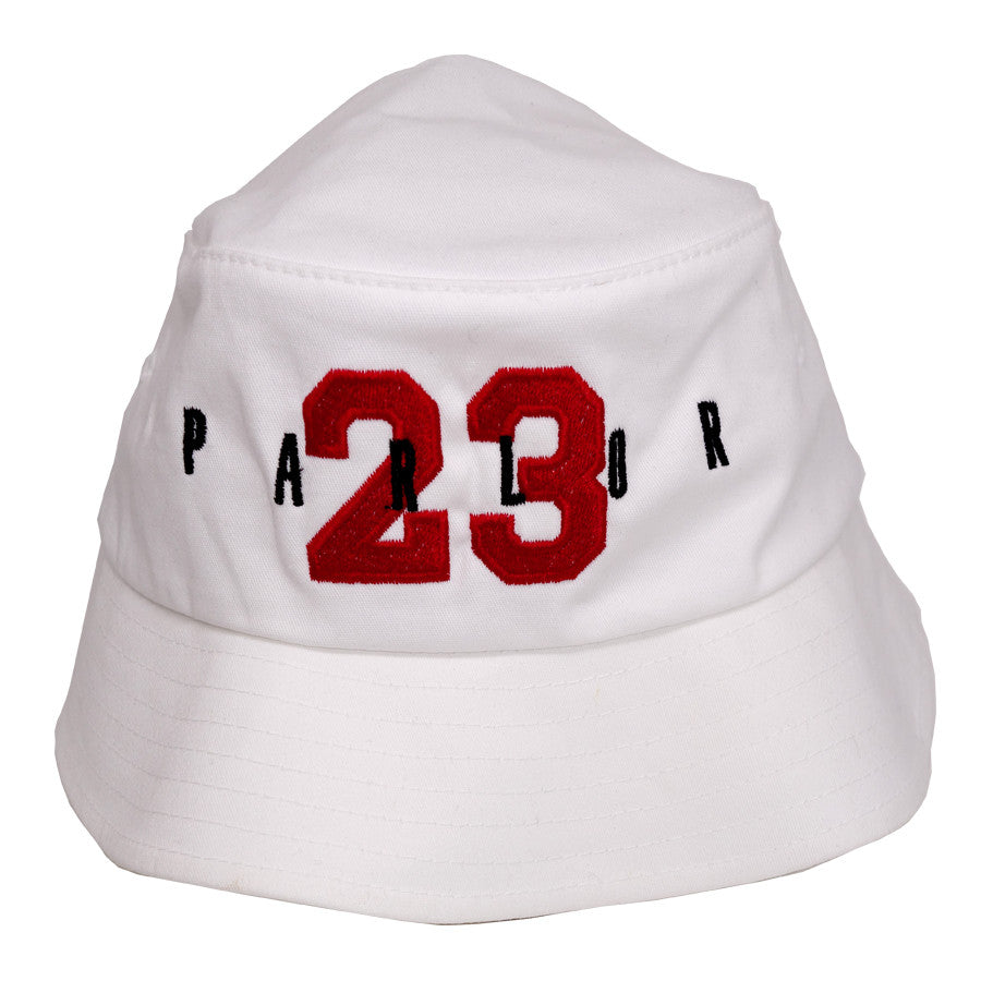 "Parlor 23 ""Jersey"" (White) Bucket"