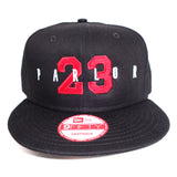 "Parlor 23 ""Jersey"" (Black) New Era Snapback"