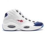 "Reebok Question Mid ""White/Pearlized Navy-Red"" 2012"