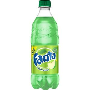 "Fanta ""Green Apple"" 591ml"