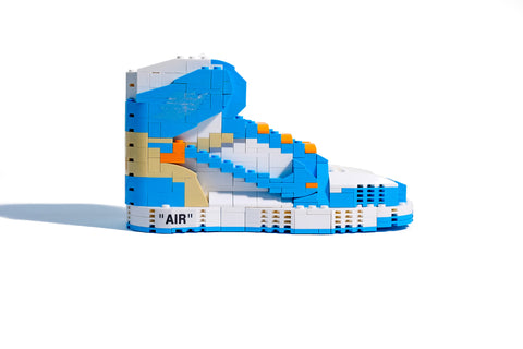 "Netmagnetism Series 3 ""Off White UNC 1"" 2019"