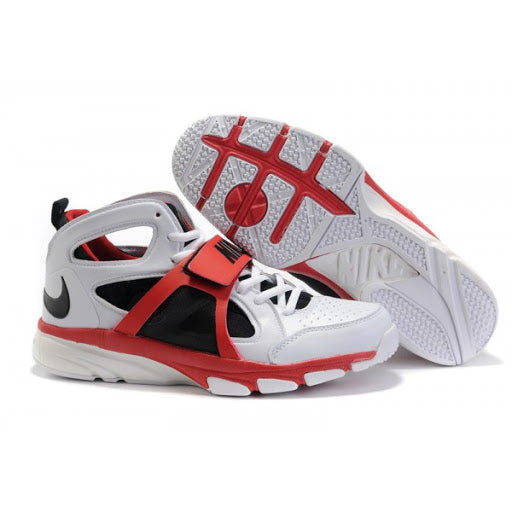 "Nike Air Huarache ""White/Black/Red"" 2010"