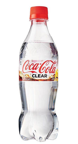 "Coca Cola ""Clear"" 500ml"