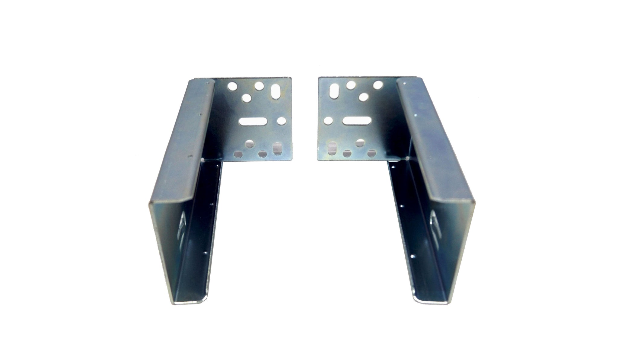 1250 Ball Bearing Drawer Slide Fixed Rear Mounting Brackets