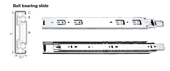 3700 Series F/E Drawer Slide
