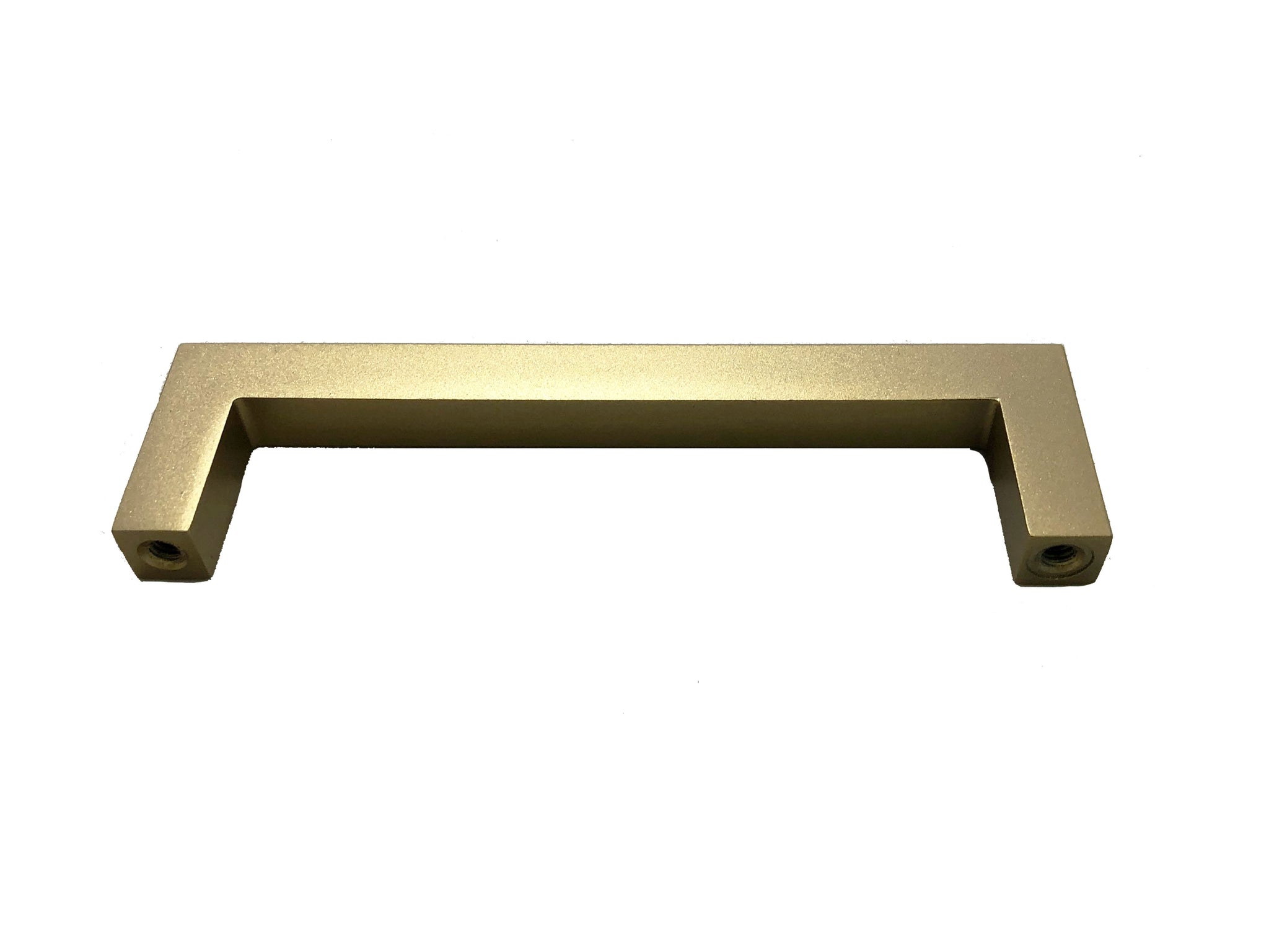 Square Bar Pull in Gold