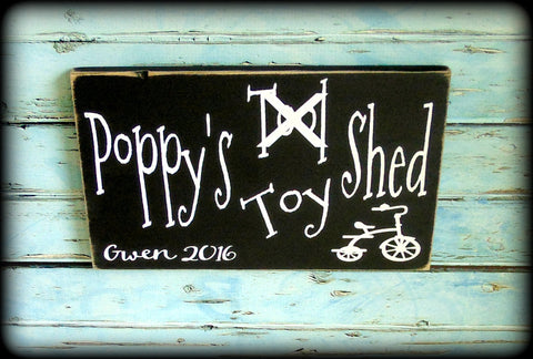 Personalized Gift For Grandpa, Papa Sign, Handmade Custom Wood Sign, Father's Day Gift