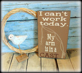 Funny Fishing Sign, Gift For Dad, Fisherman Wall Decor