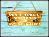 Funny Gift For Dad, Father's Day, Man Cave Decor, Garage Sign