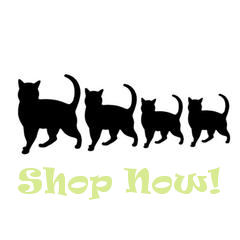cat family car decals from i love cat socks