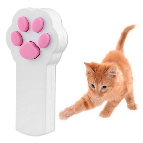 Cat Paw Laser Pointer - I Love Cat Socks